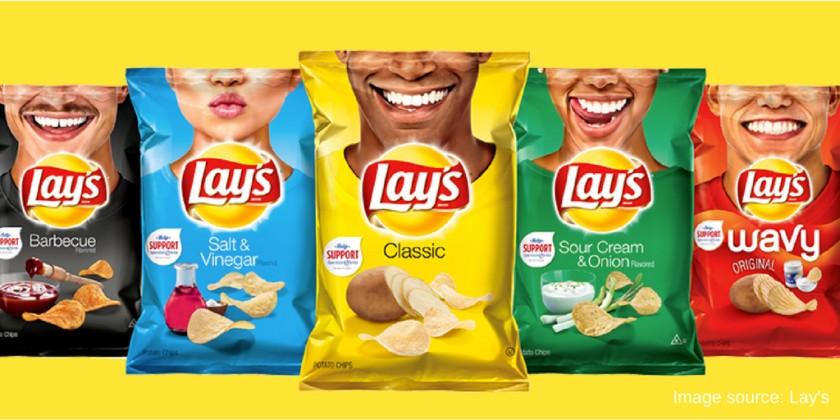 Работа на упаковке чипсов Lays
