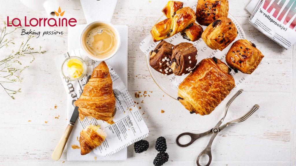Работа на пекарне La Lorraine group