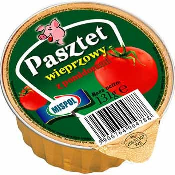 Упаковка кормов для животных Mispol