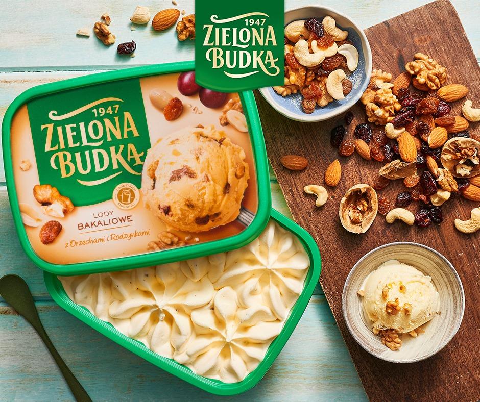 Работа на производство мороженого Zielona Budka