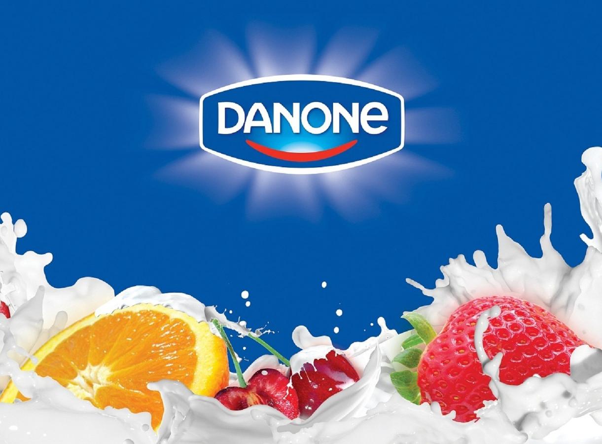 Работа на упаковке йогуртов Danone