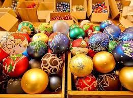 Робота на виробництві новорічних прикрас APB Decoration