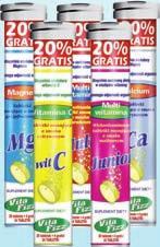 Упаковка вітамінів EFFERTA