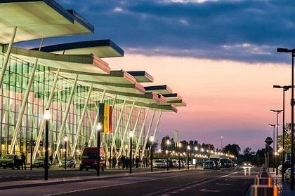Робота в аеропорту Вроцлава