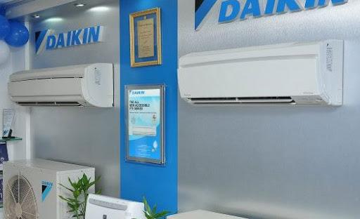 Виробництво кондиціонерів Daikin