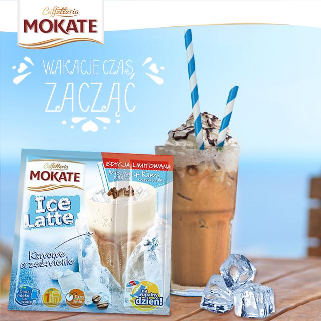 Пакування чаю та капучіно Mokate