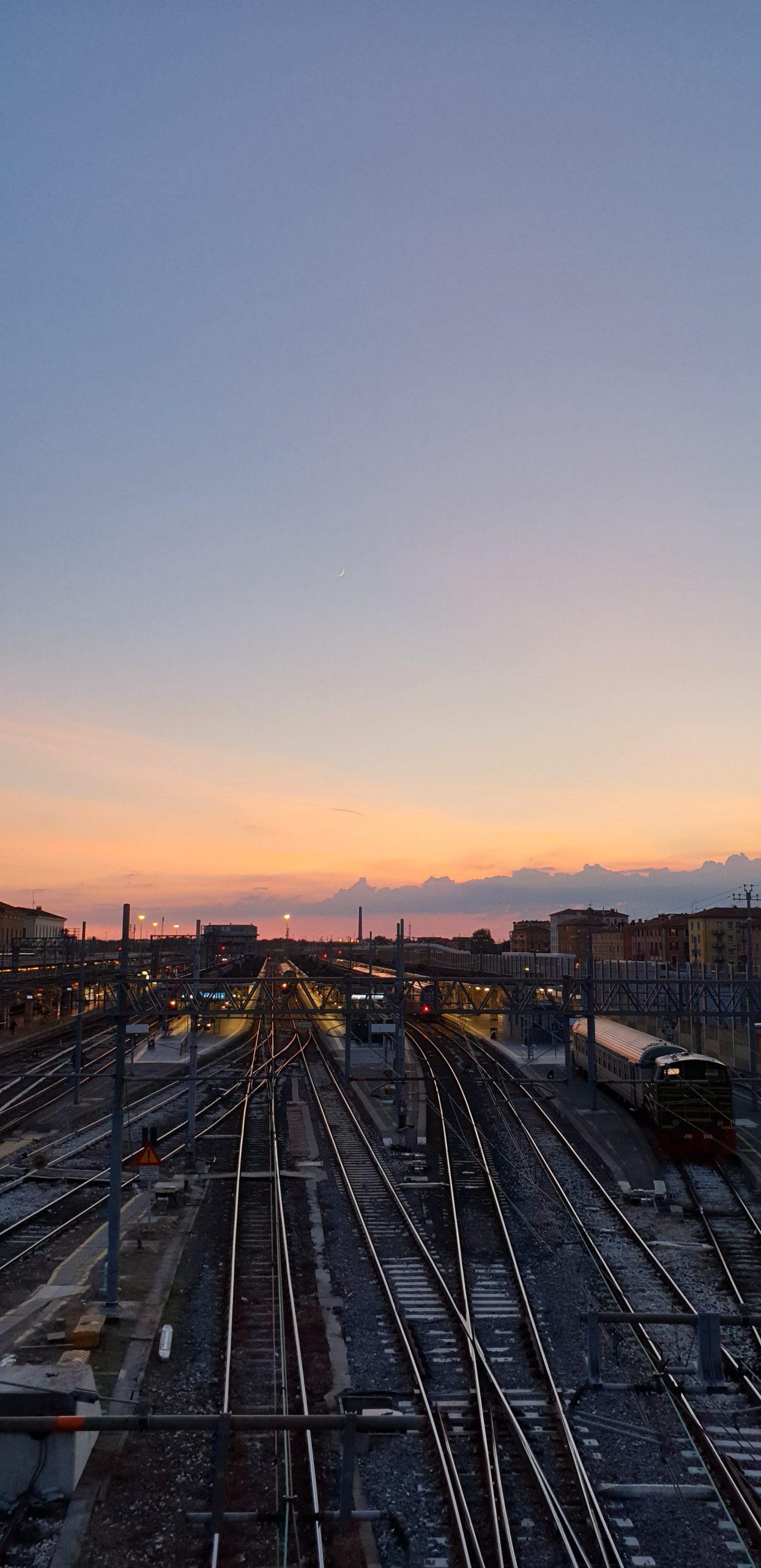 Работа на железной дороге