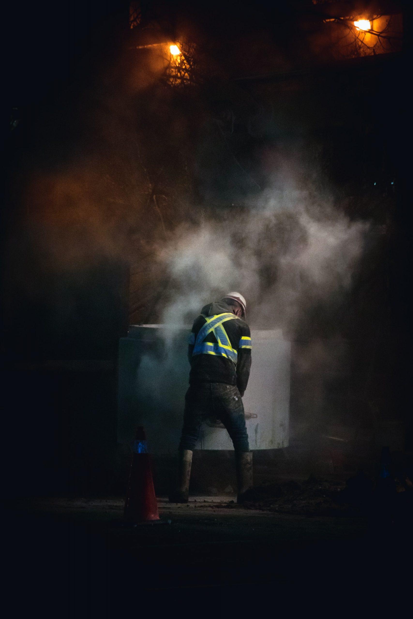 Работа на шахте в Чехии