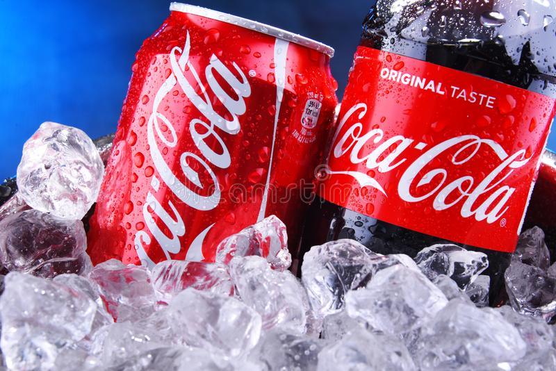 Пакування продукції Coca-Cola